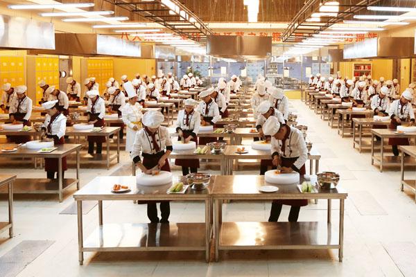 长沙北方钓鱼台烹饪学校